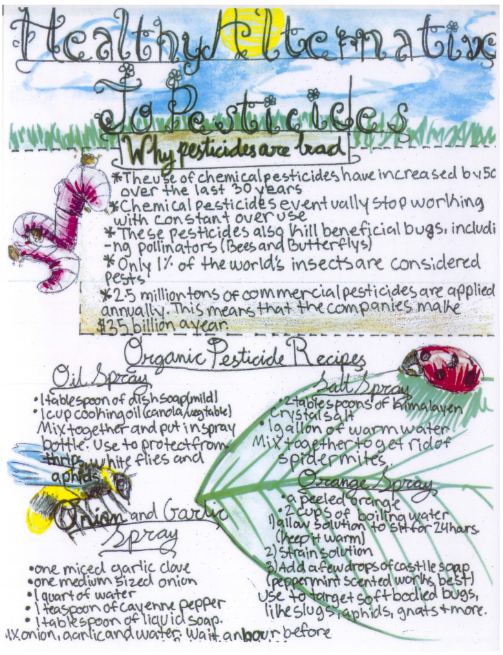 How To Avoid Pesticides